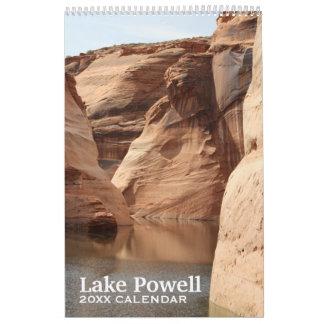 See-Powell-Reise-Fotografie-Andenken Wandkalender