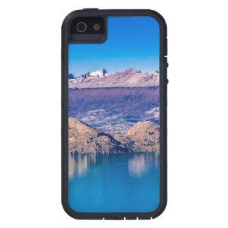 See-und Gebirgslandschaft, Patagonia, Chile Hülle Fürs iPhone 5