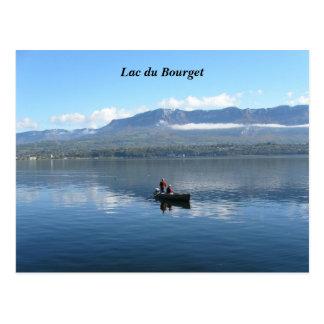 See von Le Bourget - Postkarte