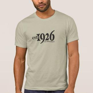 See Wallenpaupack est: T - Shirt 1926
