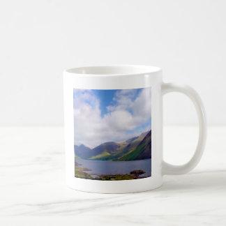 See Wastwater Bezirk Kaffeetasse