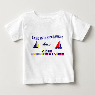 See Winnipesaukee, NH Baby T-shirt