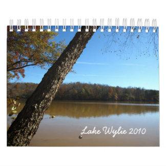 See Wylie - mein Hinterhof Abreißkalender