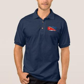 Seeanker-Boots-Seeozean-Schiffs-Logo-Shirt Polo Shirt
