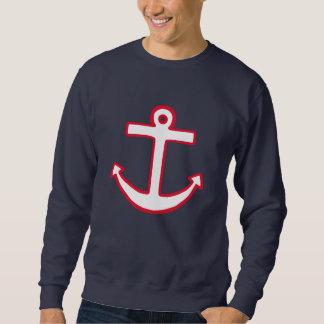 Seeanker-Segeln-Sweatshirt Sweatshirt