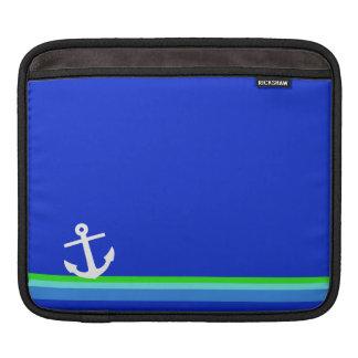Seeblau Sleeve Für iPads