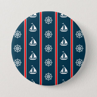 Seeentwurf Runder Button 7,6 Cm
