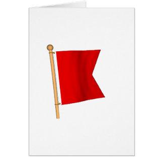 Seeflagge 'B Karte