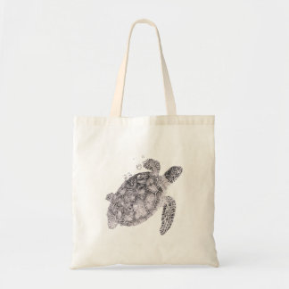 Seegeschenkidee, Seeschildkröte-Tasche Tragetasche