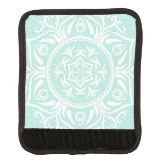Seeglas-Mandala Gepäckgriff Marker