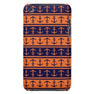 Seehalloween-Muster iPod Touch Hüllen