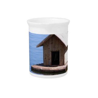 Seehaus Getränke Pitcher