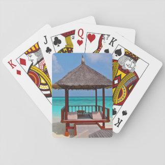 Seehäuschen Spielkarten