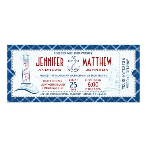 seehochzeits einladungs karte 10 2 x 23 5 cm einladungskarte zazzle. Black Bedroom Furniture Sets. Home Design Ideas