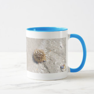 Seeigel in der Brandung Tasse