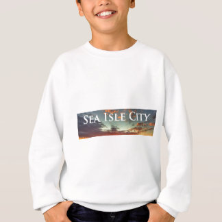 SEEinsel-STADT-WETTER-REIHE - NEUE EINZELTEILE! Sweatshirt