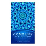 Seejuwel-Mandala Visitenkarten Vorlagen
