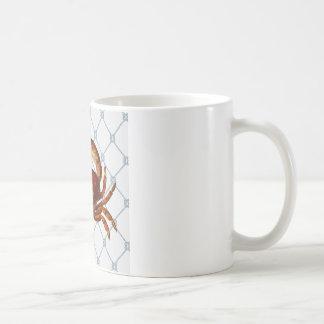Seekrabbe Kaffeetasse
