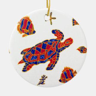 Seeleben Keramik Ornament