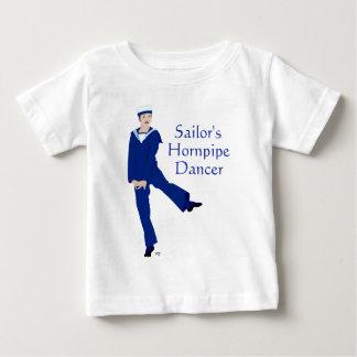 Seeleute Hornpipe Tänzer Baby T-shirt