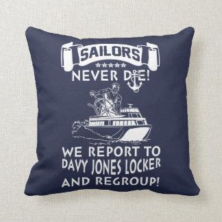 Seeleute Kissen