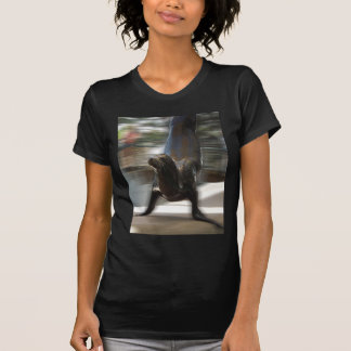 Seelöwe, der Trick an Kansas- CityZoo tut T-Shirt