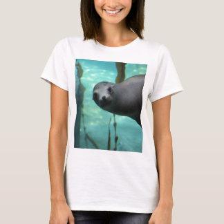 Seelöwe hallo T-Shirt