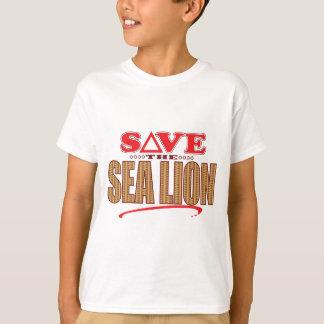 Seelöwe retten T-Shirt
