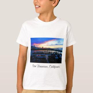 Seelöwen #4 San Francisco Pier-39 scherzt T - T-Shirt
