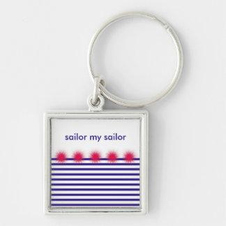 Seemann mein Seemann Schlüsselanhänger