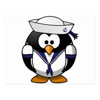 Seemann-Pinguin Postkarten