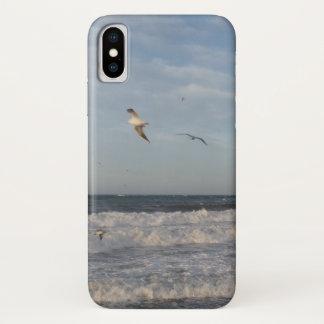 Seemöwe-Apple iPhone X, kaum dort PhoneCase iPhone X Hülle