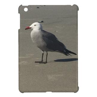 Seemöwe auf dem Strand iPad Mini Hülle