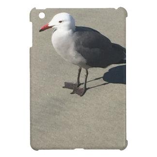 Seemöwe auf Sandy-Strand iPad Mini Hülle