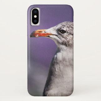 Seemöwe iPhone X Hülle