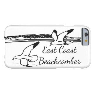 Seemöwe-Strand-OstküsteBeachcombertelefonkasten Barely There iPhone 6 Hülle