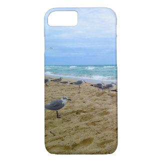 Seemöwen auf der Strand iPhone Abdeckung iPhone 8/7 Hülle