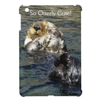 Seeotter, süßes Tier, Otterly niedliches Foto iPad Mini Hülle