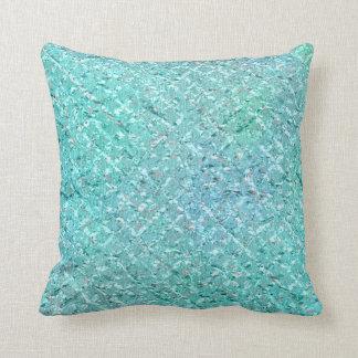 Seeozean-Blau-Marineaqua-Türkis-Tiffany-Minze Kissen