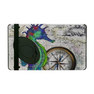 Seepferd-Kompass Etui Fürs iPad