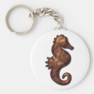 Seepferd Seepferdchen sea horse seahorse Schlüsselanhänger