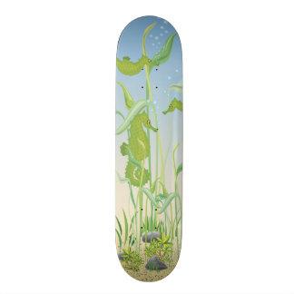 Seepferd-Skate Skateboarddeck