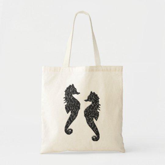 Seepferdchen Tragetasche