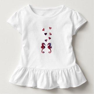 Seepferde Kleinkind T-shirt