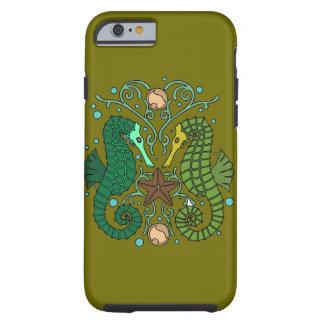 Seepferde Tough iPhone 6 Hülle