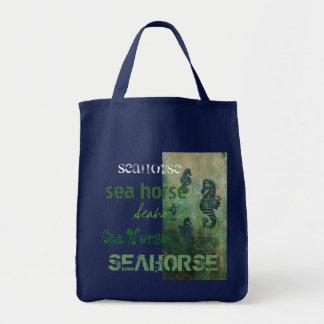 SeepferdeEinkaufstüte Tragetasche