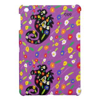 Seepferdkunst zwei iPad mini hülle