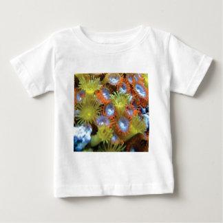 Seetier-Pflanzen Baby T-shirt