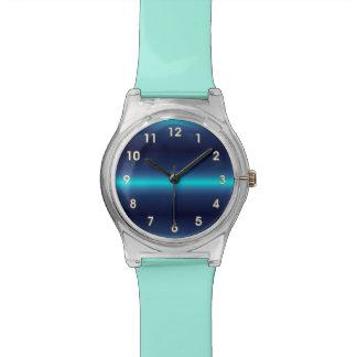 Seetöne Armbanduhr