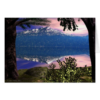 Seeufer-Morgen Karte